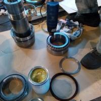 Dövme Makinaları Rulman Değişimi
